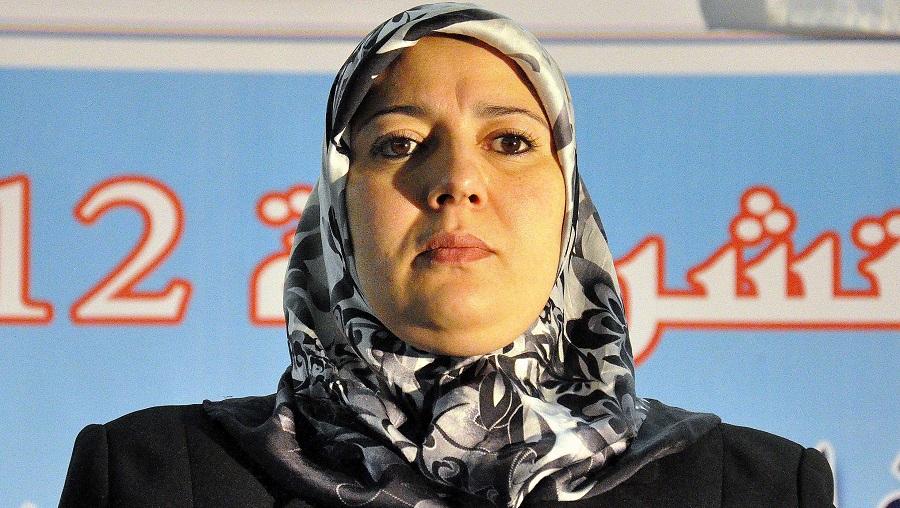 Djjamila Bouhired