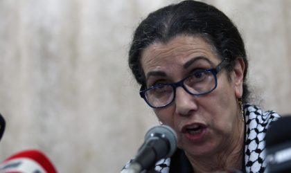 Louisa Hanoune : «Le consensus de Mokri ne nous intéresse pas !»