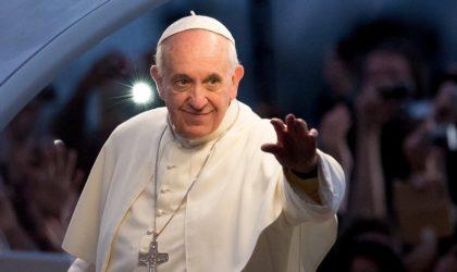 Le pape François à Abou Dhabi