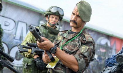 Les parachutistes algériens classés troisièmes au niveau mondial