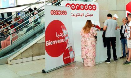 Ooredoo offre des cartes SIM aux touristes voyageant en Algérie