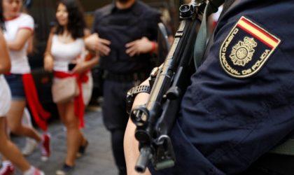 Un jeune émigré algérien tué par la police dans le sud de l'Espagne