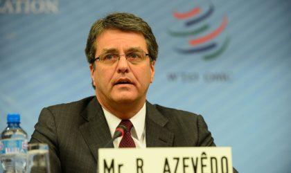 OMC : le dynamisme du commerce mondial va continuer à s'affaiblir au troisième trimestre