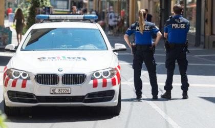 Un ressortissant algérien jeté du cinquième étage d'un immeuble à Genève