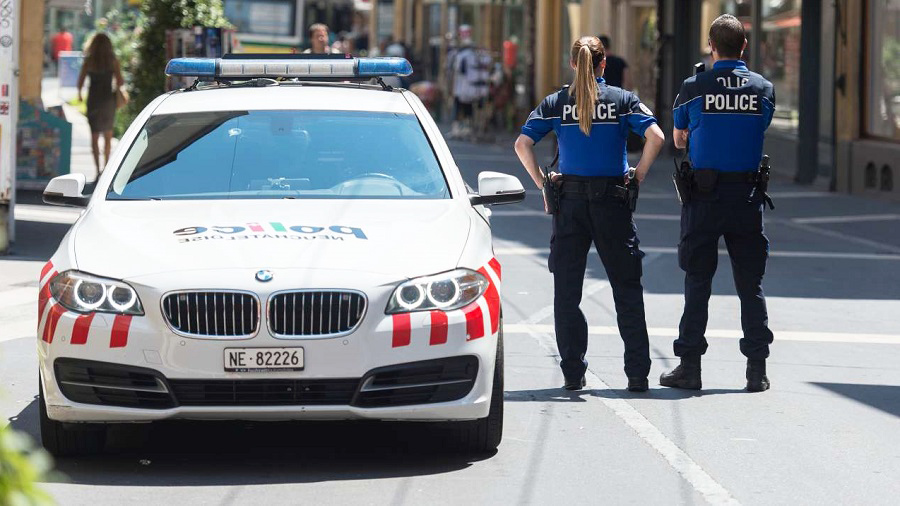 Schweiz polizei