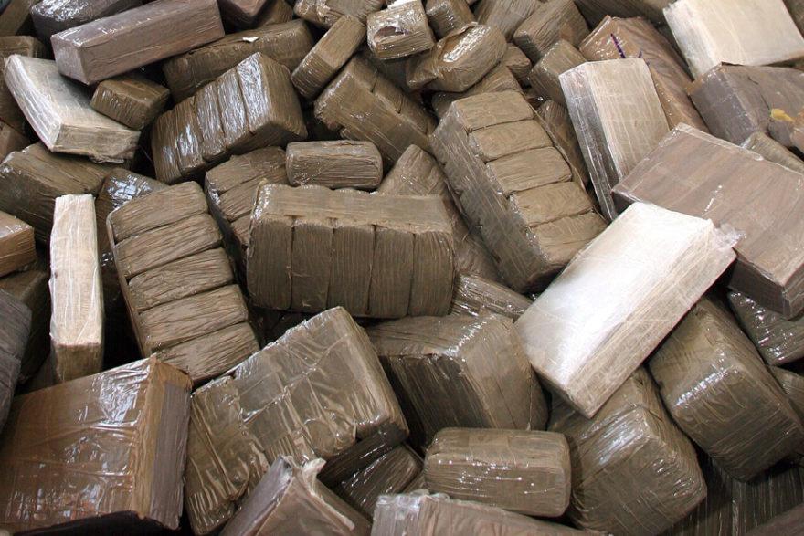 Cannabis, Saisie de kif