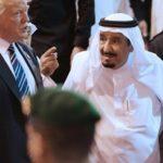 Trump Saoudite