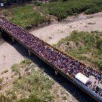 exode Venezuela crise