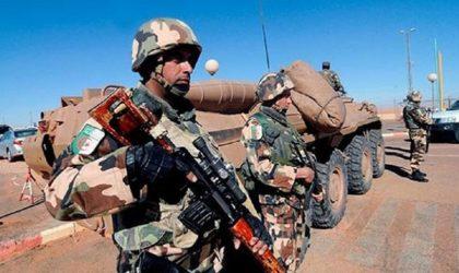 Quatre terroristes capturés à Bordj Badji Mokhtar