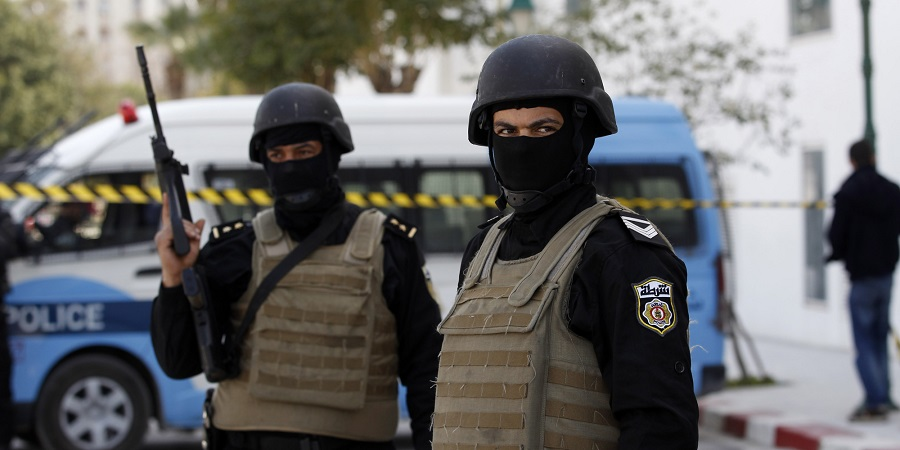 police banque