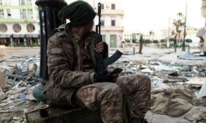 Affrontements dans la capitale libyenne : l'Algérie préoccupée