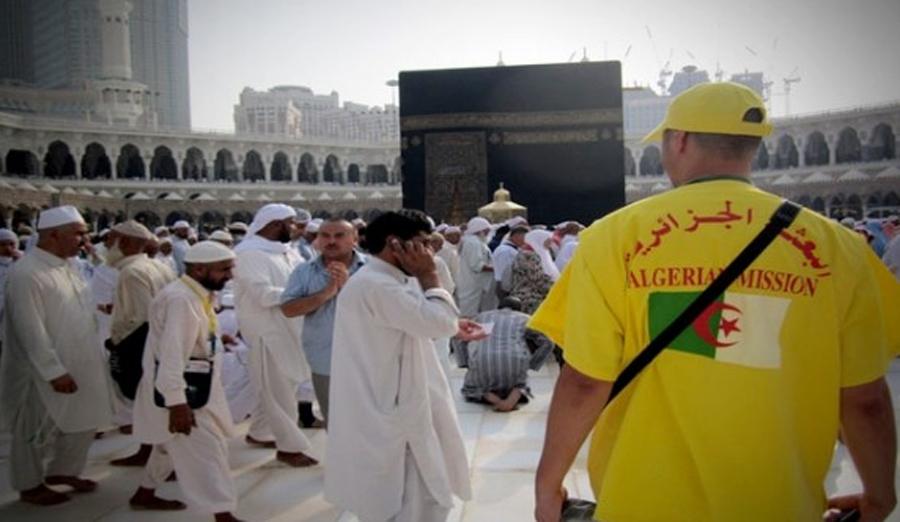hadj algerie
