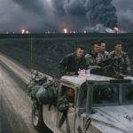 Iraq Koweït guerre du Golfe