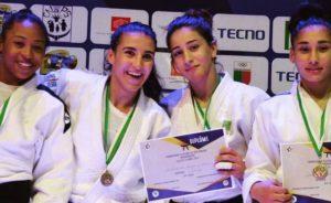 judo Algérie championnat d'Afrique