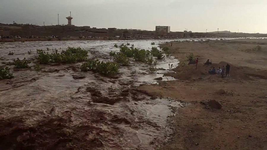 inondations, Tamanrasset