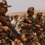 soldats Makhzen