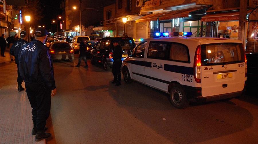 police Béjaïa