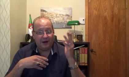 L'Algérien Rafaa corrige le SG de la FIJ sur Lila Haddad amie du terroriste Dhina