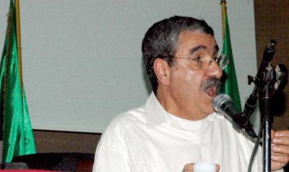 Saïd Sadi : «Le système militaro-policier veut se relancer au nom de Abane»