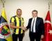 Football : Slimani prêté pour une saison à Fenerbahce