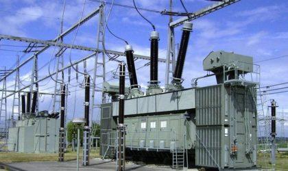 Ouargla : neuf transformateurs électriques mis en service