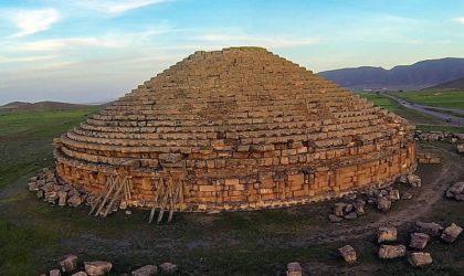Des experts européens pour étudier le tombeau numide royal Imedghassen