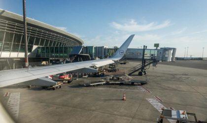 Aéroport de Marseille ce jeudi