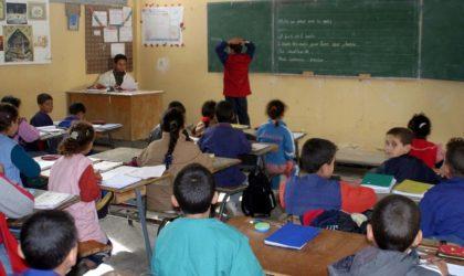 A Mascara, la ministre de l'Education nationale donne le coup d'envoi de l'année scolaire 2018-2019