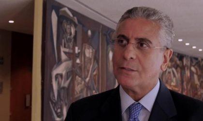 Raouya reçoit le vice-président de la Banque mondiale pour la région MENA