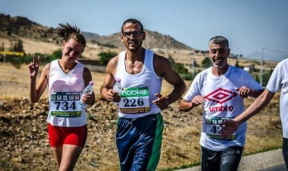 Marathon international de Medghacen à Batna le 6 octobre