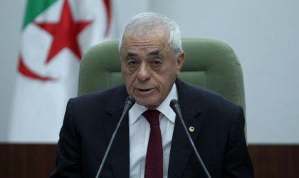 Saïd Bouhadja : «Je suis toujours le président légitime de l'APN»