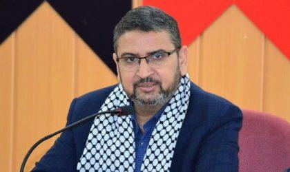 Un responsable du Hamas palestinien en tournée en Algérie