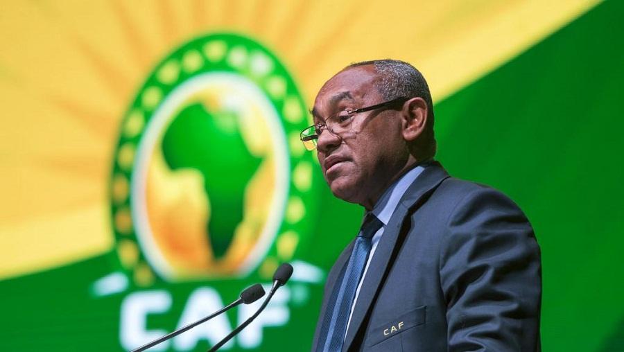 CHAN 2022, CAF, Ahmad