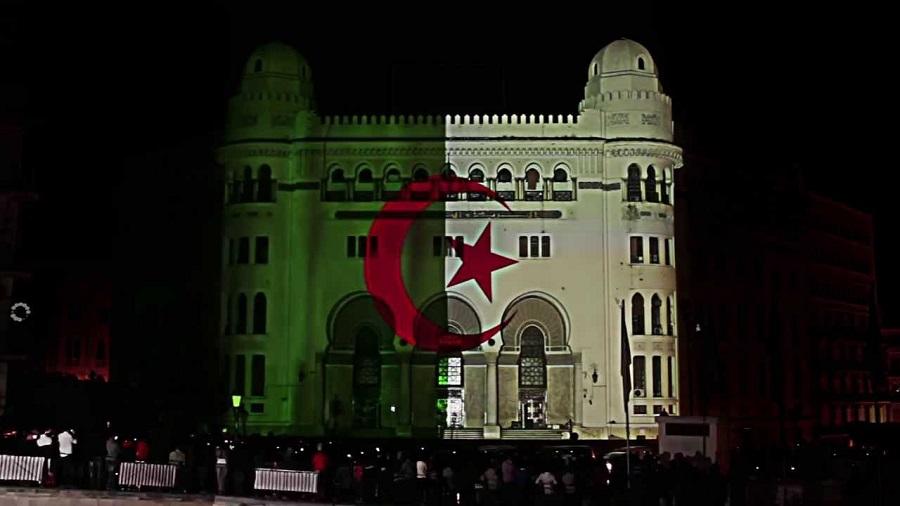 Algérie objectifs