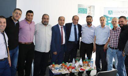 Alliance Assurances inaugure sa nouvelle agence à Meftah (Blida)