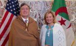 L'ambassadeur des Etats-Unis à Alger encourage l'équipe nationale