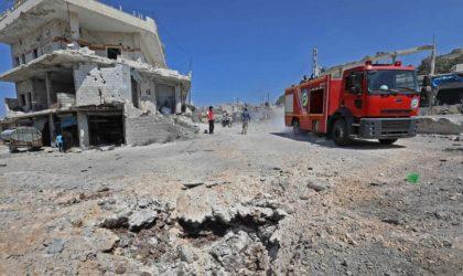 Syrie: 3 millions de personnes menacées par les hostilités à Idlib