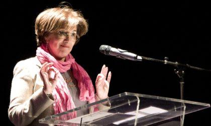Bariza Khiari déserte la réunion pro-marocaine programmée à Bruxelles