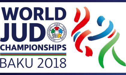 Championnats du monde de judo de Baku : seuls Nourine et Bouyacoub représenteront l'Algérie
