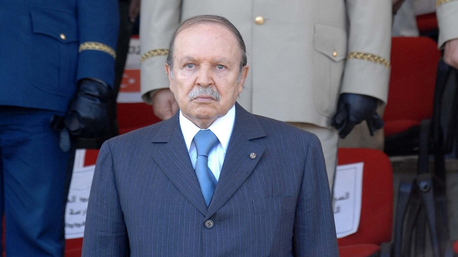Bouteflika Diplomates