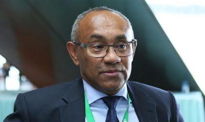 Ahmad Ahmad : «La CAF prendra une décision fin septembre à Sharm El Sheikh sur  la CAN-2019 au Cameroun»