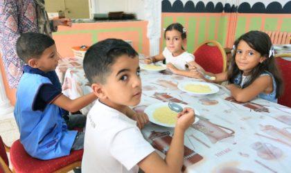 Cantine scolaire : un taux de couverture de plus 93% enregistré à Laghouat