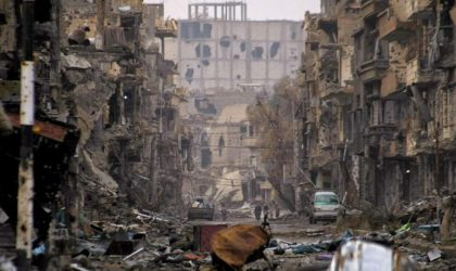 Syrie : la coalition conduite par les Etats-Unis parachute des forces à Deir ez-Zor