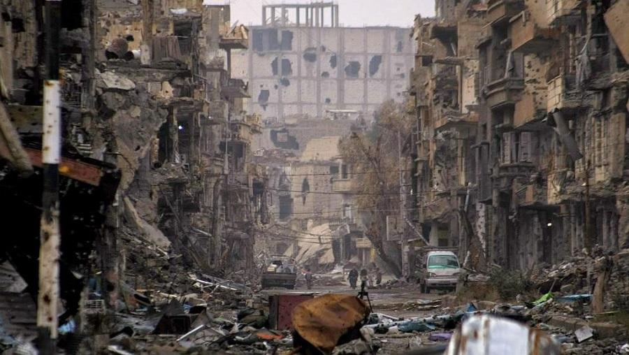 Syrie Deir ez-Zor