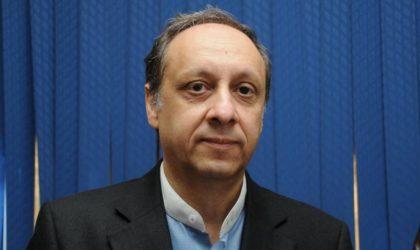 Sofiane Djilali dépose plainte contre un député du MSP pour diffamation