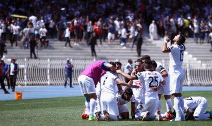 L'Algérie à la 5e place pour les compétitions africaines interclubs