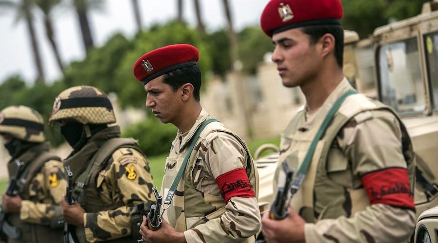 Egypte terrorisme