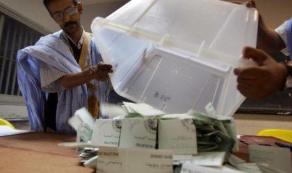 Élections en Mauritanie : le parti au pouvoir en tête au premier tour