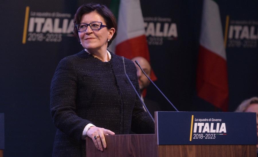 L'Italie, Eliza