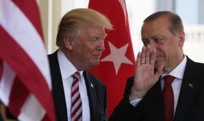 Erdogan : «Je ne me suis pas assis à la table Trump à cause de Sissi»